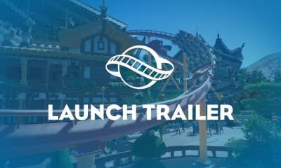 Planet Coaster out now