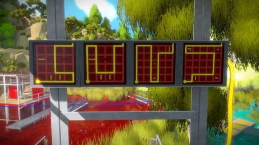 The Witness - Screen 1