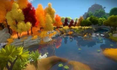 The Witness - Screen 2