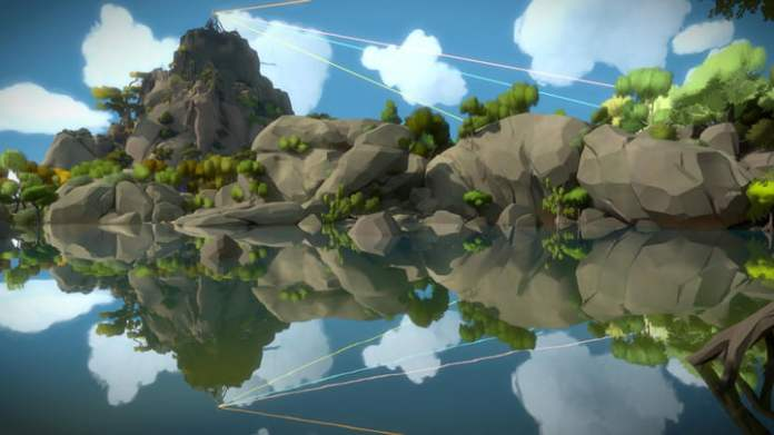 The Witness - Screen 4