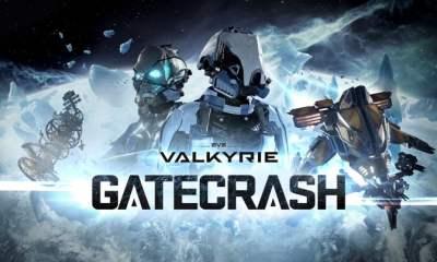 EVE Valkyrie Gatecrash