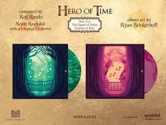 Hero of Time - iam8bit