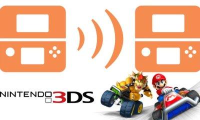 Nintendo 3DS Download Play