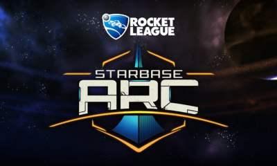 Rocket League - Starbase Arc