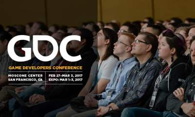 GDC-Game Developers Conference 2017