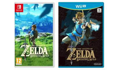 Amazon cheap Breath of the Wild pre-orders