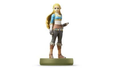 Breath of the Wild Zelda Amiibo