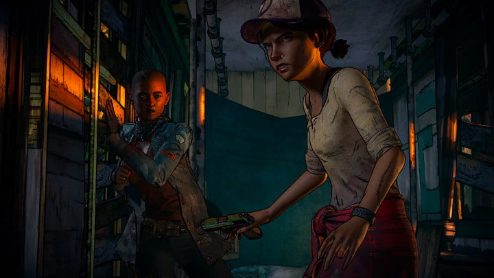 The Walking Dead - A New Frontier Clementine
