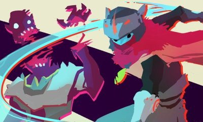 Hyper Light Drifter - GDC