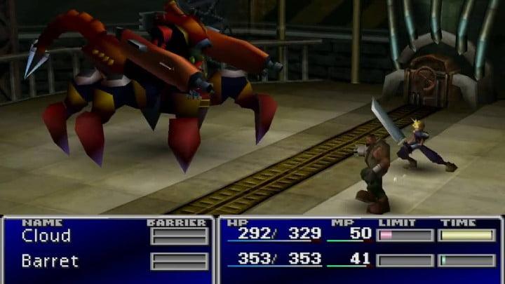 Final Fantasy VII Remake screenshots Guard Scorpion
