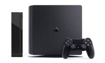 PS4 external hard drive support