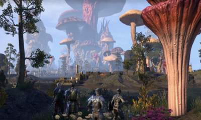 The Elder Scrolls Online Morrowind update