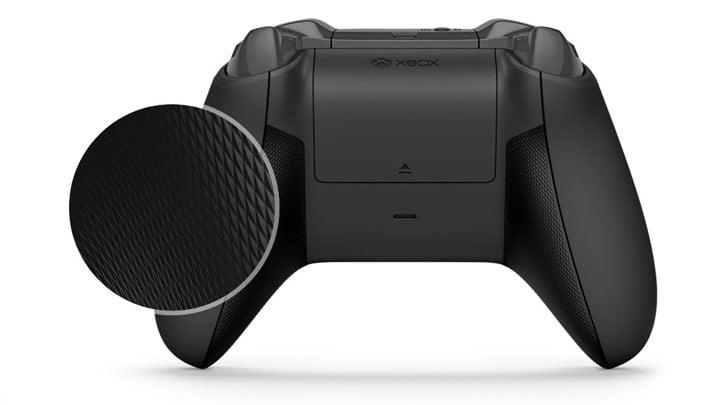 Xbox Wireless Controller Tech SeriesXbox Wireless Controller Tech Series Recon - Back