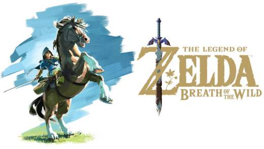 The Legend of Zelda: Breath of the Wild - logo