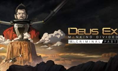 Deus Ex: Mankind Divided - A Criminal Past DLC