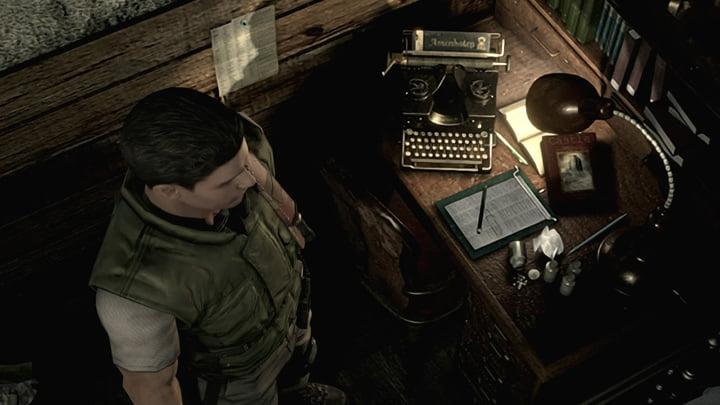 Resident Evil - Save