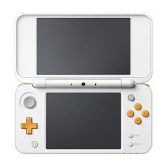 New Nintendo 2DS XL - Orange/White