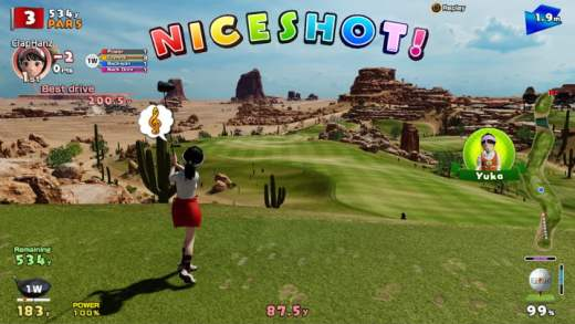 Everybody's Golf PS4 release date