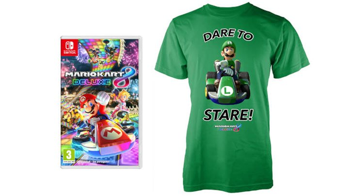Here S The Luigi Death Stare T Shirt You Ve Always Wanted