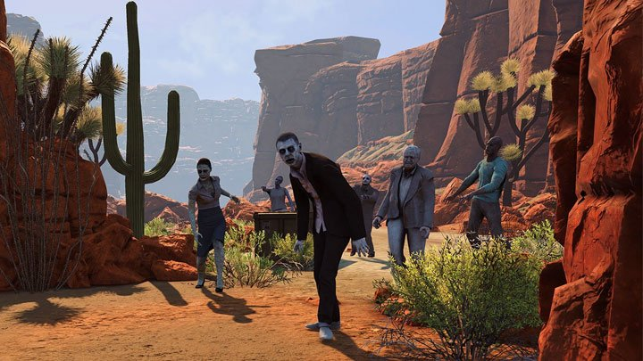 Arizona Sunshine is shuffling onto PlayStation VR - Thumbsticks
