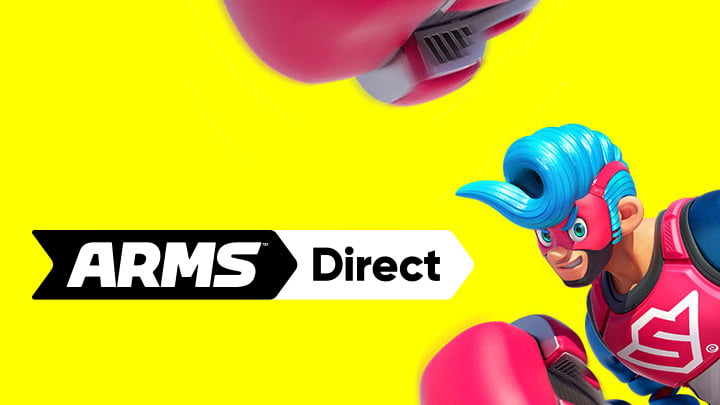 Here are all the announcements from Nintendo's Arms Direct - Thumbsticks