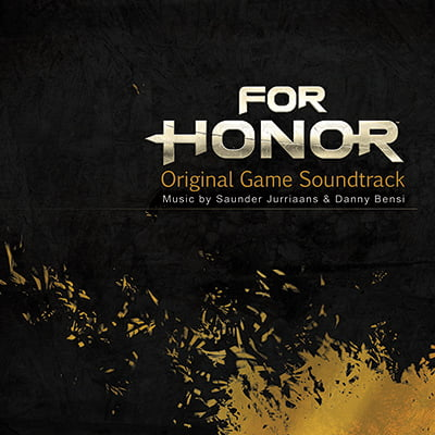 For Honor - Original Soundtrack Cover art