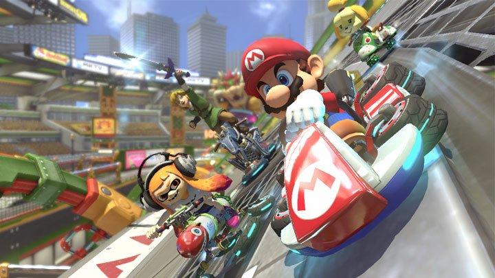 Mario Kart 8 Deluxe update 1.1 is now live - Thumbsticks