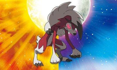 Lycanroc -Pokémon Sun and Moon