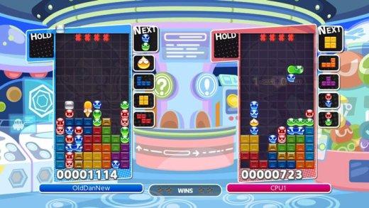 Puyo Puyo Tetris - Screenshot