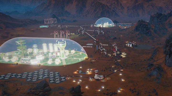 Surviving Mars - screenshot