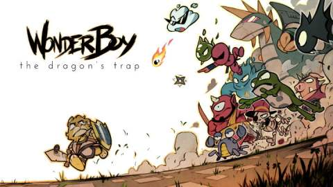 The Dragon's Trap physical release
