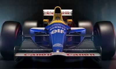 F1 2017 - Williams