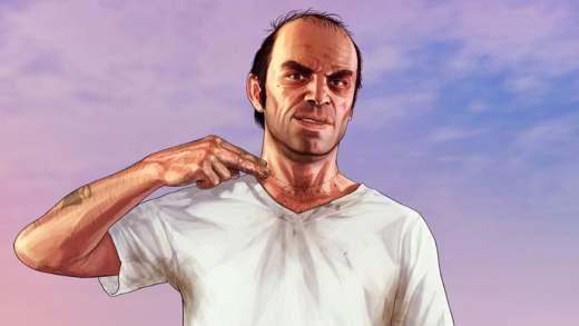 Grand Theft Auto 5 - Trevor Phillips