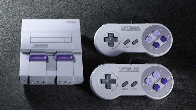 SNES - Classic Edition