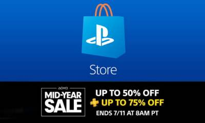 PlayStation Store Mid-Year Sale