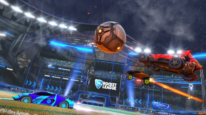Rocket League Cross-Platform Party Coming This Summer