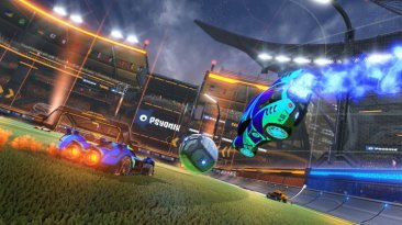 Rocket League Anniversary Update