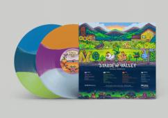 Stardew Valley vinyl soundtrack