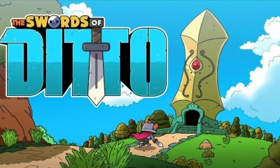 The Swords of Ditto announced