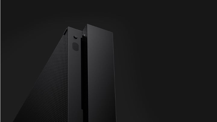 Xbox One X specs