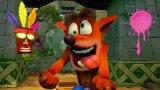 Crash Bandicoot Splatoon 2