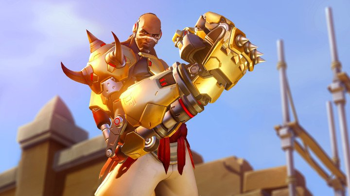Doomfist is in the Overwatch PTR (and he's not voiced by Terry Crews)