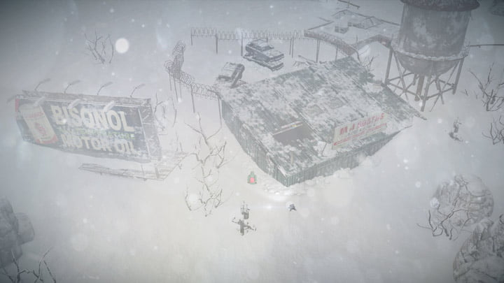 Impact Winter - screenshot