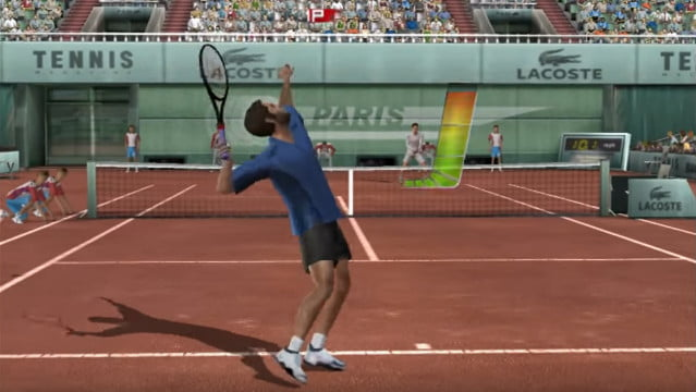 Top Spin Tennis screenshot