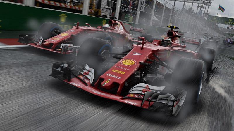 F1 2017 - Codemasters