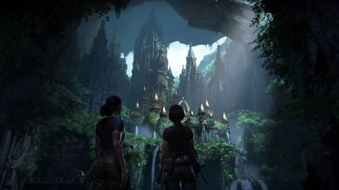 Uncharted The Lost Legacy discovery