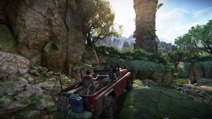 Uncharted The Lost Legacy jeep 02