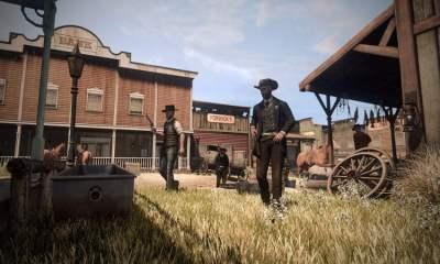 Wild West Online Screenshot