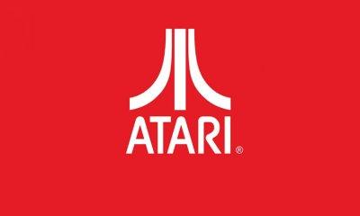 Atari Logo 2017