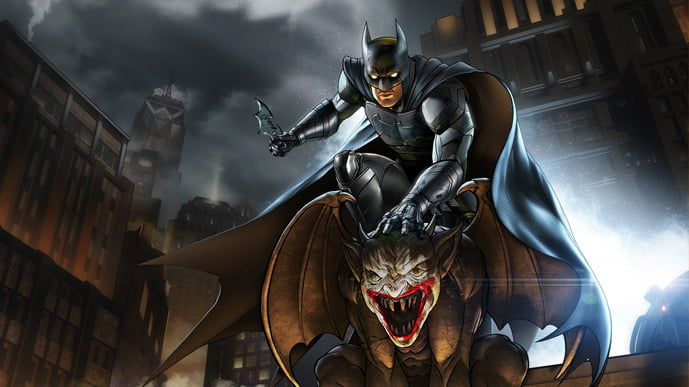 Batman - The Enemy Within